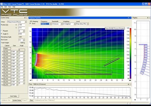VTC Pro Audio - EASE Focus ::